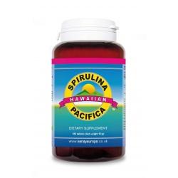 Spirulina Pacifica ® hawaiana 500 mg (180 compresse) – integratore alimentare
