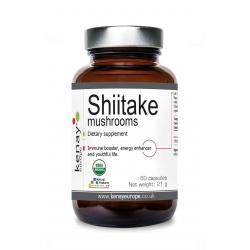 Shitake (60 capsule) – integratore alimentare