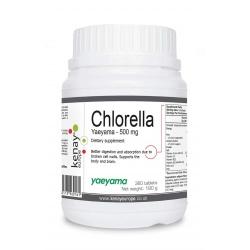 Clorella Yaeyama (360 compresse) – integratore alimentare