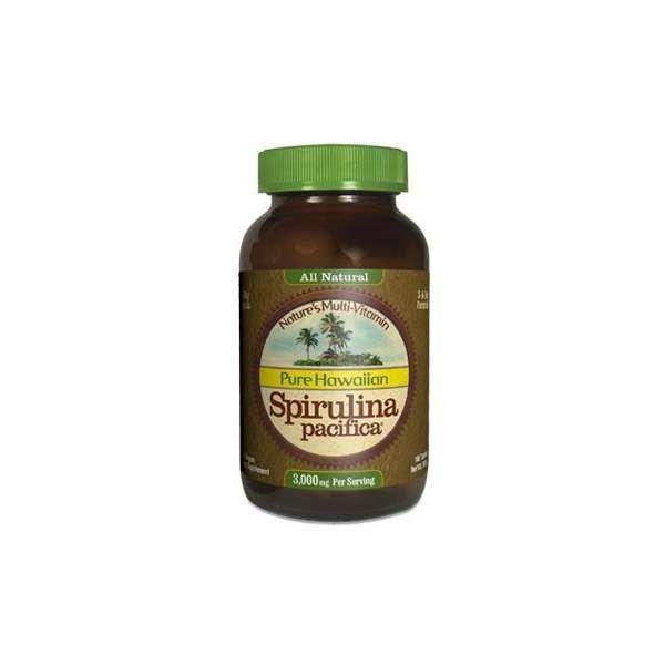 Spirulina Pacifica® hawaiana 1000 mg (180 compresse) – integratore alimentare