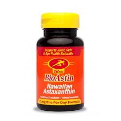 BioAstin® Astaxantina 12 mg (50 capsule) – integratore alimentare