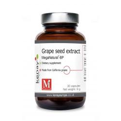 Estratto di vinaccioli MegaNatural®-BP (30 capsule) – integratore alimentare