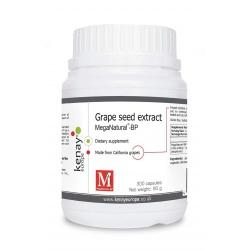 Estratto di vinaccioli MegaNatural®-BP (300 capsule) – integratore alimentare
