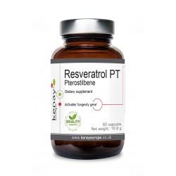 PTEROSTILBENE – Resveratrolo PT (60 capsule) – integratore alimentare