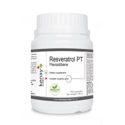 PTEROSTILBENE – Resveratrolo PT (300 capsule) – integratore alimentare