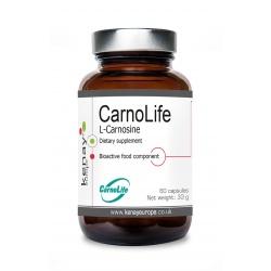 L-carnosina CarnoLife (60 capsule) – integratore alimentare