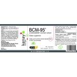 Curcuma BCM-95® - estratto (60 capsule) – integratore alimentare