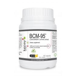 Curcuma BCM-95® - estratto (300 capsule) – integratore alimentare