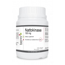 Nattokinase 100 mg (300 capsule) – integratore alimentare