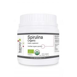 Spirulina Organica (600 compresse) – integratore alimentare