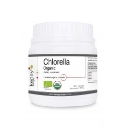 Clorella organica (600 compresse) – integratore alimentare